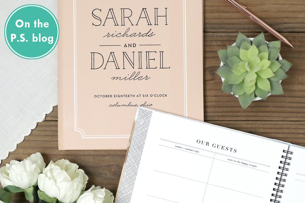 Benefits of a wedding guest book wedding planner toronto view larger image solutioingenieria Image collections